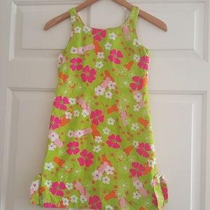 Lilly Pulitzer Girls Dress Size 10
